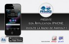 Application iphone Radio Malherbe Grenoble