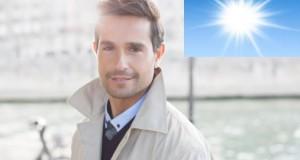 Grenoble : Il raconte avec émotion ses souvenirs du soleil.